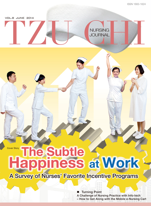 vol.8 The Subtle Happiness at Work - A Survey of Nurses' Favorite Incentive Programs